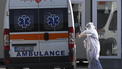Photo of Number of COVID-19 casualties in North Macedonia up over 40% in past week: report