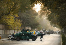 Photo of At least 19 killed after gunmen storm Kabul University campus