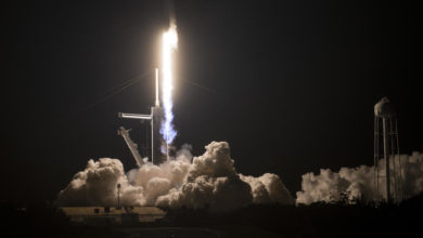 Photo of NASA and SpaceX launch astronauts to ISS, ending reliance on Russia