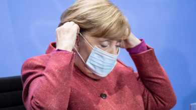 Photo of Merkel voices frustration at slow pace of pandemic response