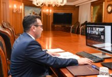 Photo of Focus on accelerated economic growth, says PM Zaev at meeting with WB officials