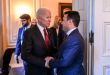 Photo of PM Zaev congratulates Biden on US election win