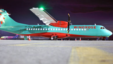 Photo of Windrose Airlines launches Skopje-Kyiv flight