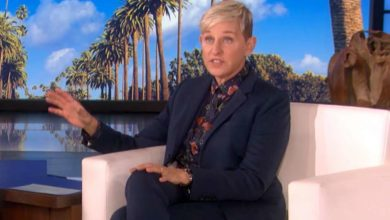 Photo of Ellen DeGeneres tests positive for Covid-19