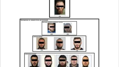 Photo of Police file charges against eight men on suspicion of terrorism