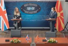 Photo of FM Osmani: Solution to dispute with Bulgaria lies in Friendship Treaty