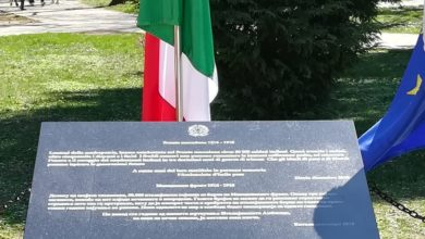Photo of Embassy condemns desecration of Italian monument in Bitola