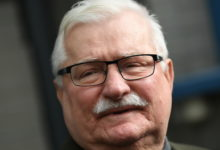 Photo of Lech Walesa says he has no money for Christmas presents