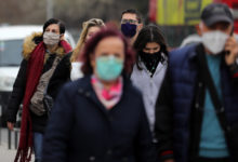 Photo of Police fine nearly 370 people for violating face mask rule