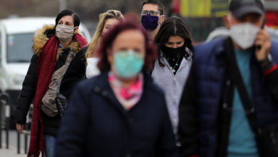 Photo of 659 people fined for violating face mask rule