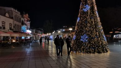 Photo of Ohrid ahead of coming holidays as new restrictions enter into force