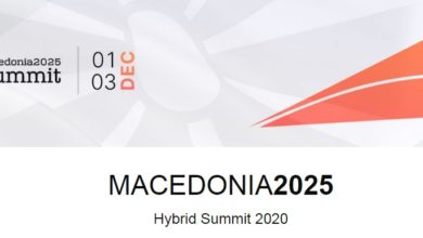 Photo of Macedonia2025 virtual summit kicks off