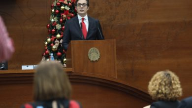 Photo of Pendarovski: No one has the right to negotiate on language and identity