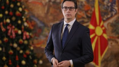 Photo of Pendarovski: Pandemic will pass; we must overcome divisions, heal wounds