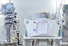 Photo of MoH: 263 patients hospitalized in Skopje COVID centers including 25 new admissions