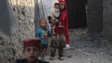 Photo of Afghan conflict displaces over 101,000 since start of year