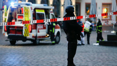 Photo of Five dead after SUV driver runs down pedestrians in Trier