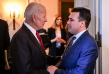 Photo of Zaev congratulates Biden and Harris, hopes unity will enhance