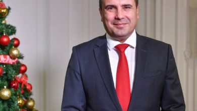 Photo of PM Zaev: Support coronavirus frontline workers by celebrating holidays responsibly