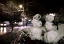 Photo of Snowmen season