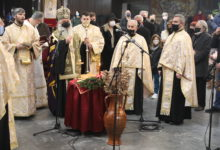 Photo of Orthodox Christians celebrate Christmas Eve at scaled-down events