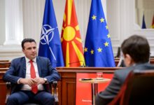Photo of Zaev: We cannot allow ourselves to send a message that EU has an alternative