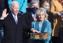 Photo of Joe Biden is inaugurated as the 46th President of the United States/EPA