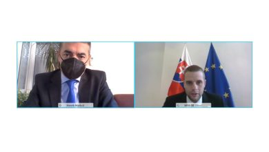 Photo of Dimitrov: Slovakia one of strongest supporters of EU enlargement