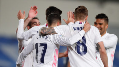 Photo of Real Madrid win to go top, Gerard stars as Villarreal go fourth