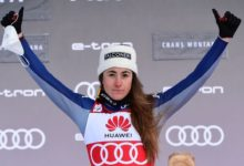 Photo of Superb Goggia unbeatable again; Kitzbuehel downhill moved to Sunday