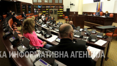 Photo of Parliament's Election and Appointments Issues Committee holds session