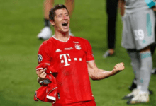 Photo of Bayern end mini-slump with win over Freiburg, Jovic hurts Schalke