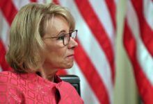 Photo of Report: DeVos second in Trump cabinet to resign after Capitol unrest