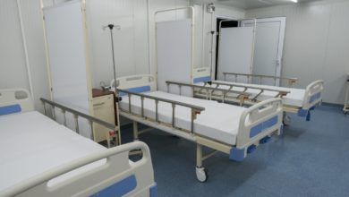 Photo of Available beds in Skopje-based covid-centers, says Filipche