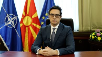 Photo of Pendarovski sees no need of changing Constitution