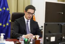 Photo of President Pendarovski signs decree promulgating 2021 census law