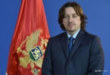 Photo of Montenegrin Interior Minister visits North Macedonia