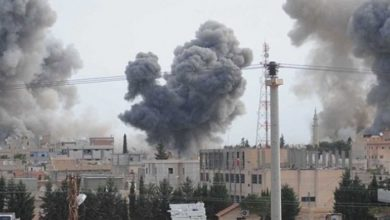 Photo of Monitor: Death toll from Israeli airstrikes in Syria climbs to 57