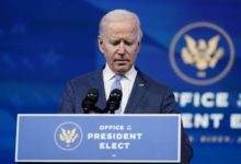 Photo of Biden will restart releasing White House logbooks, spokeswoman says