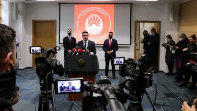 Photo of PM Zaev: One society for all concept keeps on being improved