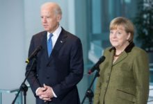 Photo of Biden receives Merkel invite to Germany in first call