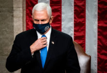 Photo of Pence not engaging in talks with Cabinet on efforts to remove Trump
