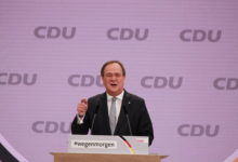 Photo of Armin Laschet to become Merkel's successor