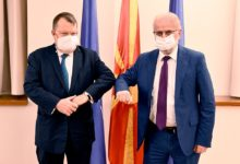 Photo of Xhaferi-Kop: North Macedonia's EU membership isn't question of if but when
