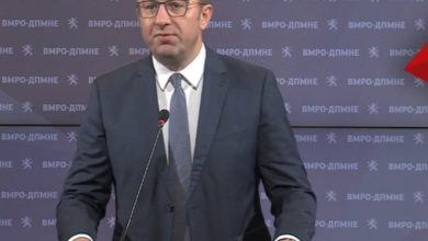 Photo of VMRO-DPMNE calls for withdrawal of census bill, stakeholders to reach consensus