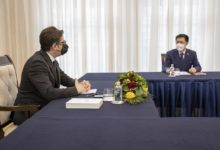 Photo of Pendarovski-Zuo: Bilateral relations successful, based on traditional friendship, pragmatic cooperation
