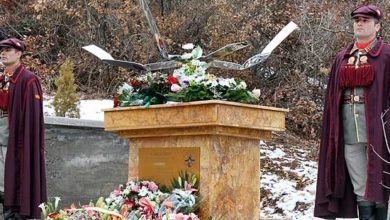 Photo of North Macedonia marks 13th anniversary of helicopter crash near Blace
