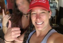 Photo of Woman fatally shot in US Capitol was Air Force veteran, family says