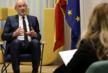 Photo of Ambassador: No plan B, the goal is North Macedonia to join EU