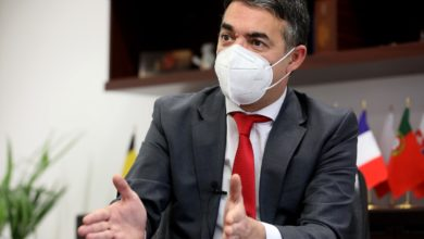 Photo of Deputy PM Dimitrov: Time and energy should be invested to put things in order at home